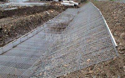 铅丝石笼网